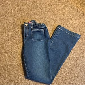 Childrens Place Girls Jeans Adj Waist Size 14 NWOT